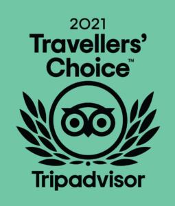 TripAdvisor Travelers' Choice Award 2021